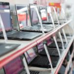 Vente d'ordinateurs à Genève